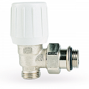 Nickel-plated thermostatic valve 1188UM