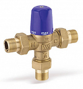 Thermostatic mixing valve MMV Compact (MMV-C) 30-65°C
