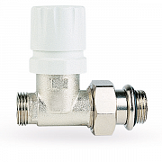 Nickel-plated thermostatic valve 1179UM