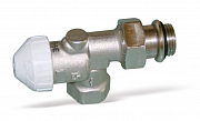 Nickel-plated thermostatic valve 134M