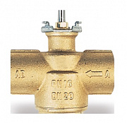 2-way brass zone valve VU02