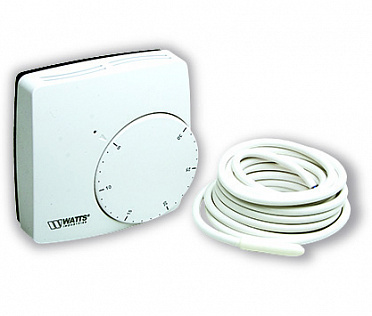 Room thermostat WFHT-DUAL with floor sensor