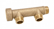 "Sanitary manifold type A Ø22 - inlet F 3/4"" - outlet M 1/2"""