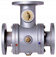 Flanged thermostatic mixing valve T70