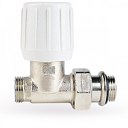 Nickel-plated thermostatic valve 1189UM