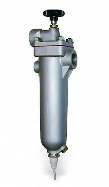 Heated self-cleaning filter 31003/RE